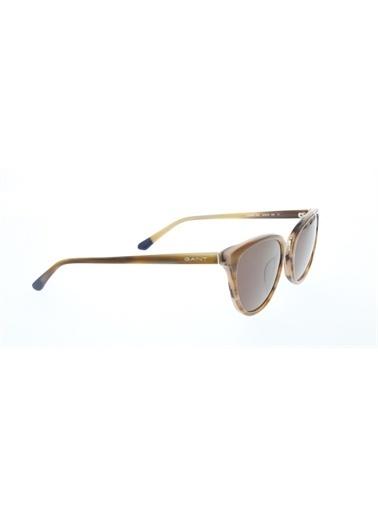 Gant  Gnt 8069 62E Kadın Güneş Gözlüğü Kahve